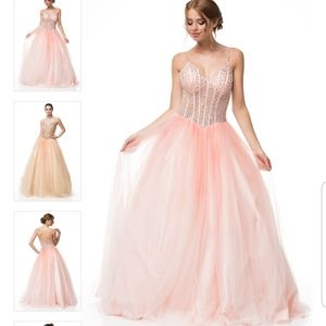 Dresses & Skirts - Quinceanera sweet 16 dresses special occasions